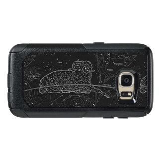 牡羊座の電話箱 オッターボックスSamsung GALAXY S7ケース