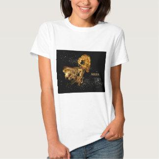 牡羊座女性ベビードール Tシャツ