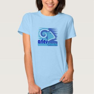 牡羊座istableの女性のTシャツ Tシャツ