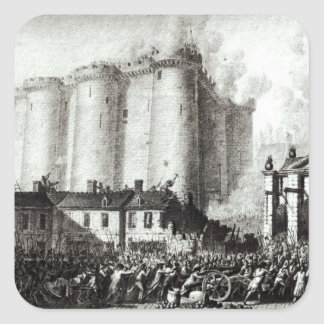 牢獄の包囲、1789年7月14日 スクエアシール