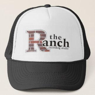 牧場録音スタジオの帽子 キャップ