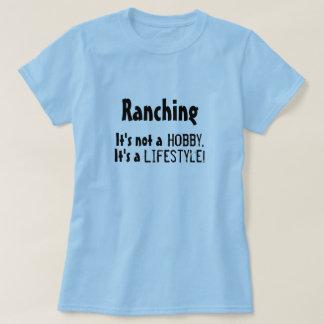 """""""牧場: それはではないです趣味…"""" ワイシャツ Tシャツ"""