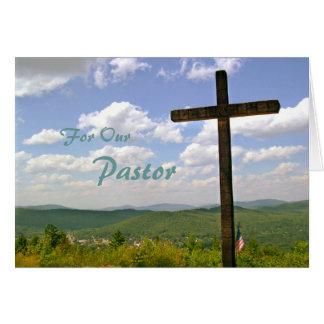 牧師の感謝の聖なる書物、経典カード カード