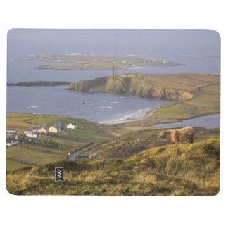 牧歌的なアイルランドの海岸 ポケットジャーナル