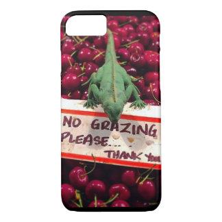 牧草を食べること、iphoneの場合 iPhone 8/7ケース