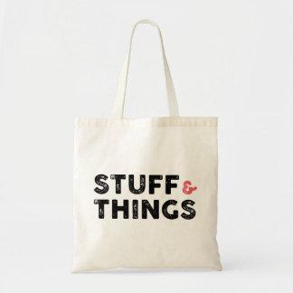 物及び事のバッグ トートバッグ