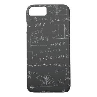 物理学の図表および方式 iPhone 8/7ケース