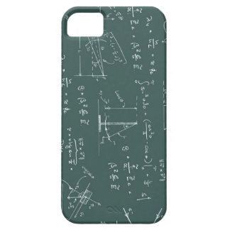 物理学の図表および方式 iPhone SE/5/5s ケース