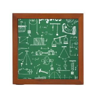 物理学の黒板パターン