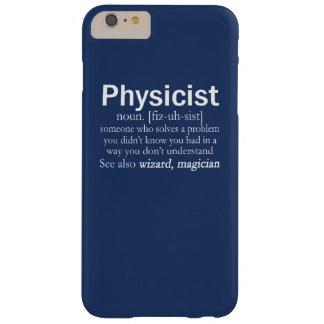 物理学者 BARELY THERE iPhone 6 PLUS ケース