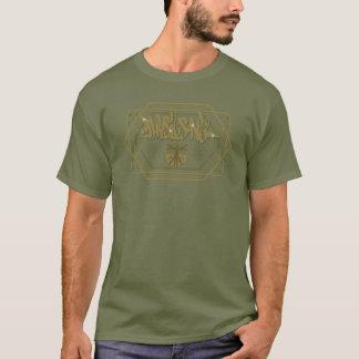 物理学1つのラベル-神聖な幾何学 Tシャツ