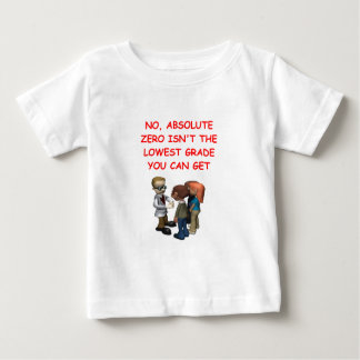 物理学 ベビーTシャツ