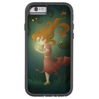物語の本のiPhone 6の堅い場合 Tough Xtreme iPhone 6 ケース