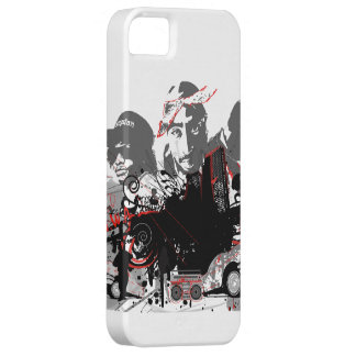 物語金銭出納係のiPhone 5/5Sのケース iPhone SE/5/5s ケース