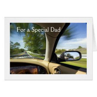 特別なパパの父の日カード ノートカード