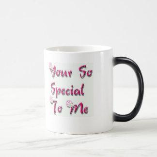 特別なマグ モーフィングマグカップ