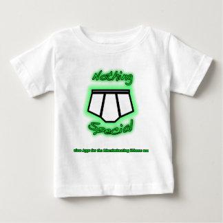特別な何も ベビーTシャツ