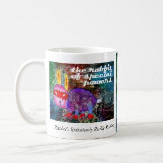特別な力[マグ]のウサギ コーヒーマグカップ