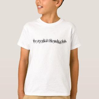 特別な友人クラブティー- 1 Tシャツ