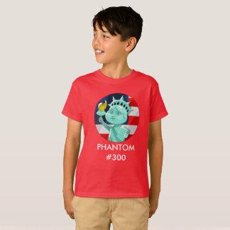 特別な幻影#300契約者 Tシャツ
