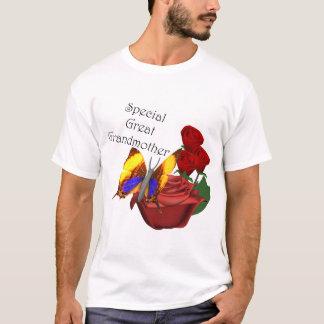 特別な曾祖母の母の日のギフト Tシャツ