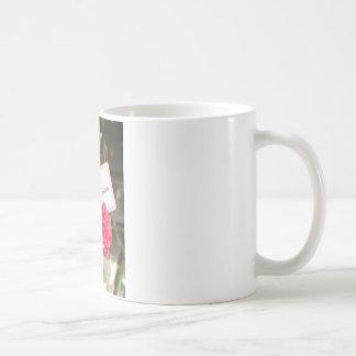 特別な誰かに-バラ コーヒーマグカップ