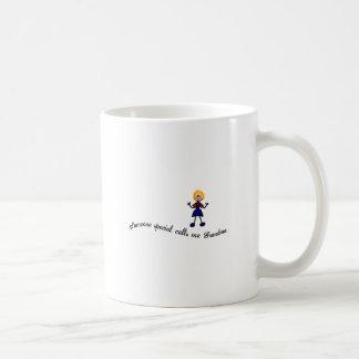 特別な誰か コーヒーマグカップ