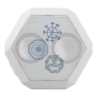 特別な雪片のBoombotのレックスのスピーカー ホワイトBluetoothスピーカー
