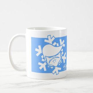 特別な雪片 コーヒーマグカップ