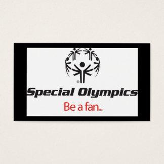 特別オリンピック 名刺
