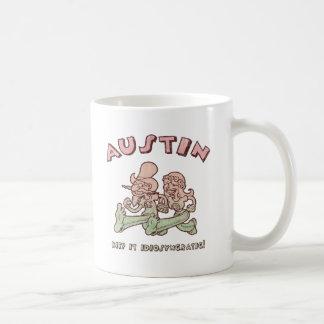 特有オースティン コーヒーマグカップ