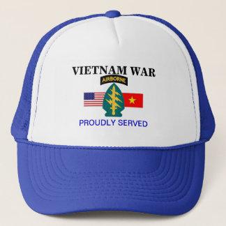 特殊部隊のベトナムの帽子 キャップ