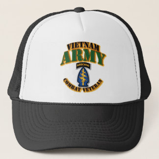 特殊部隊ベトナム-戦闘の獣医 キャップ