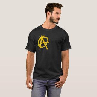 特集号の黄色ANCAPのTシャツ Tシャツ