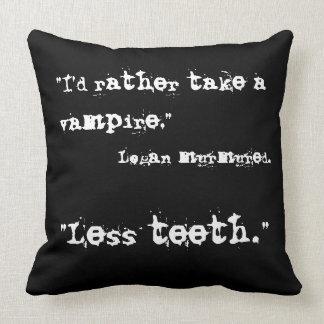 犠牲にする時間通りの[より少ない歯の]クッション クッション