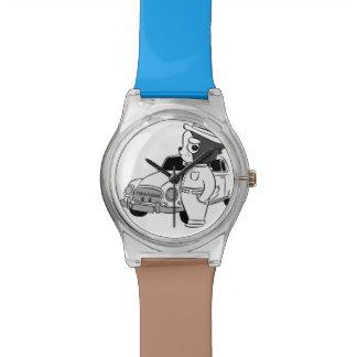 犬とくるま 腕時計ver 腕時計