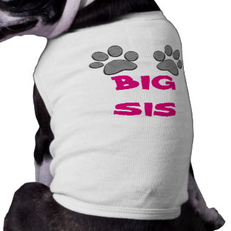 犬のための大きいSIS犬のワイシャツ犬の足のワイシャツ ペット服