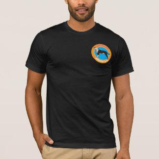 犬のアメリカ(犬)スタッフォードテリア Tシャツ