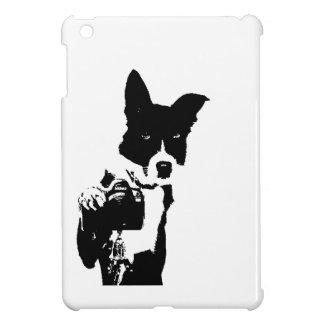 犬のカメラマン iPad MINIケース