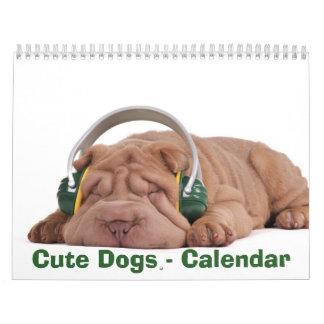 犬のカレンダー カレンダー