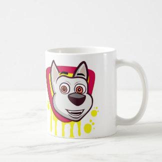 犬のチャーリーの私の話すマグ コーヒーマグカップ