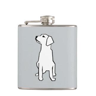 犬のフラスコ フラスク