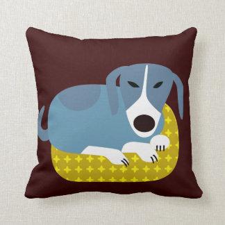 犬のベッドのかわいい犬 クッション