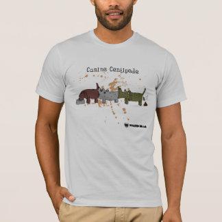 犬のムカデ Tシャツ
