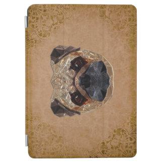 犬のモザイク iPad AIR カバー