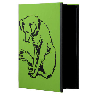 犬のモデル POWIS iPad AIR 2 ケース