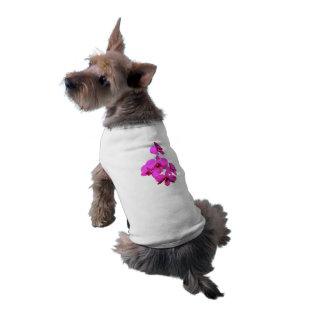 犬のワイシャツ-蘭 ペット服
