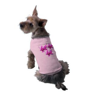 犬のワイシャツ- Cooktownの蘭 ペット服