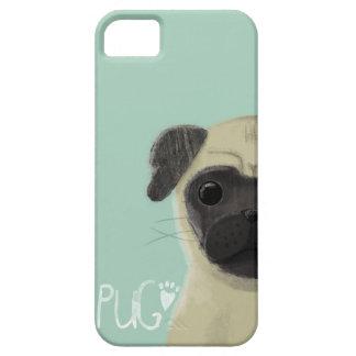 犬の人生のパグ iPhone SE/5/5s ケース