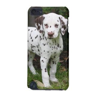 犬の子犬のipod touch Dalmatian 4Gの場合、ギフトのアイディア iPod Touch 5G ケース